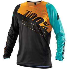 100% R-Core DH Bike Jersey Longsleeve Men black